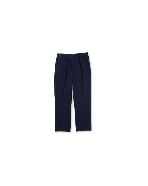 Whistles - Blue Pleat Front Chino for Men - Lyst