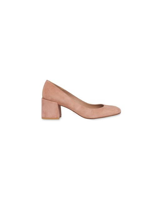 Whistles | Multicolor Esther Block Heeled Court Shoes | Lyst