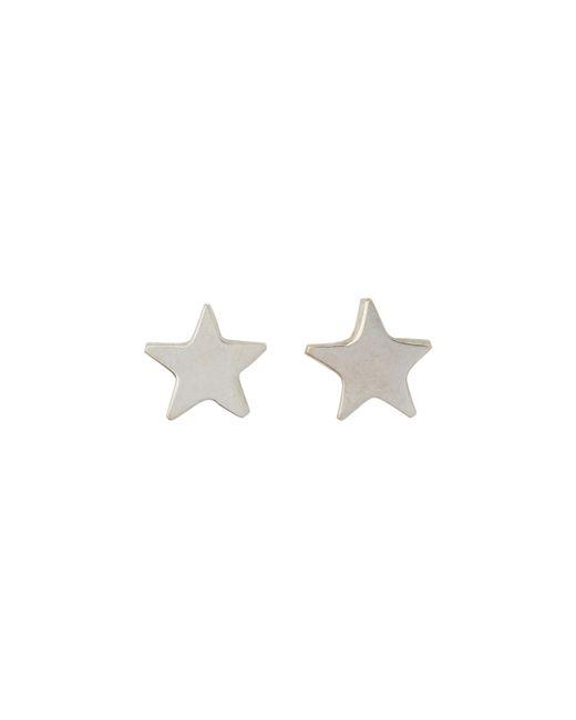 Whistles - Metallic Made Star Stud Earring - Lyst
