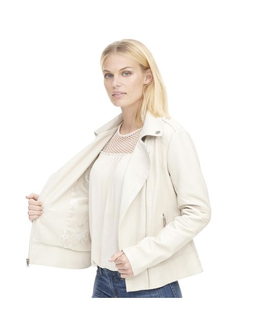 e7e9a00f83f32 ... Wilsons Leather - Multicolor Plus Size Marc New York Faux-leather Cycle  Jacket W  ...