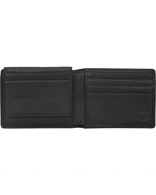 a85beccc18f ... Wilsons Leather - Black Cashmere Passcase for Men - Lyst