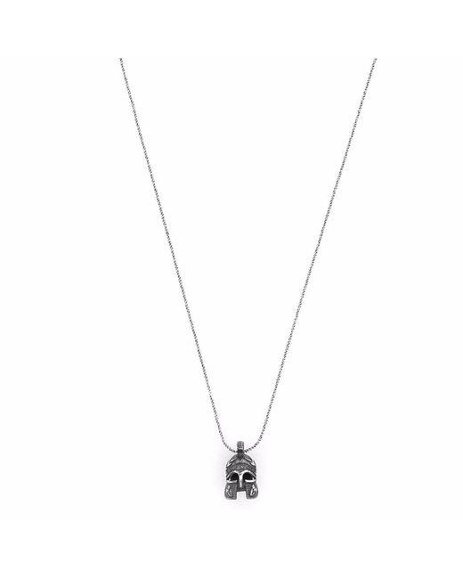 4Fellas   Metallic Gladiator Necklace for Men   Lyst