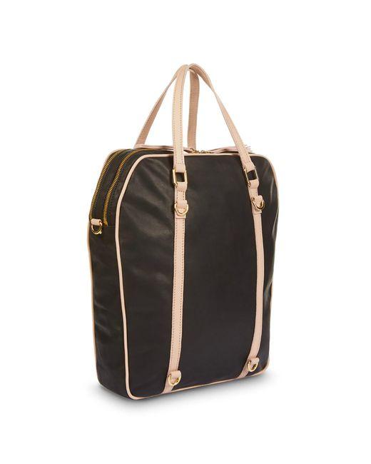 NINE TO FIVE | Back Bag Senefeld Black Rose | Lyst