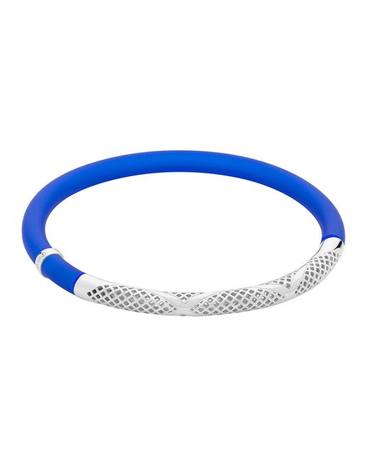 Sarah Ho - Sho | Pop! Bracelet Large Mirage Blue | Lyst