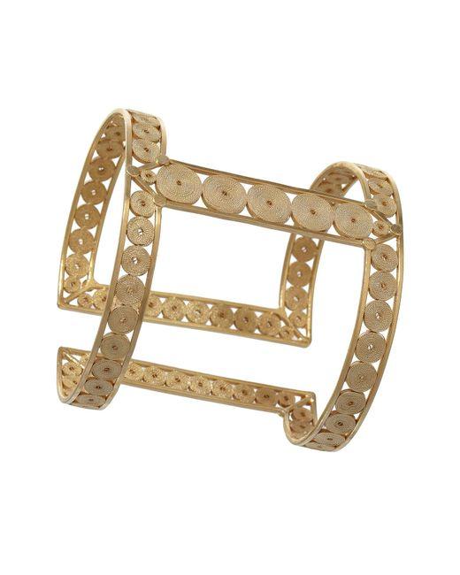Vanilo | Metallic Adelina Cuff | Lyst