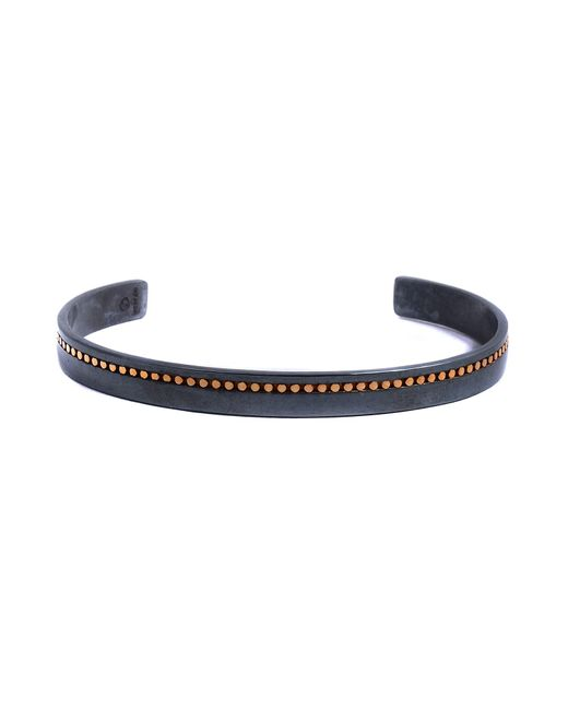 Lee Renee | All At Sea Bangle Black for Men | Lyst