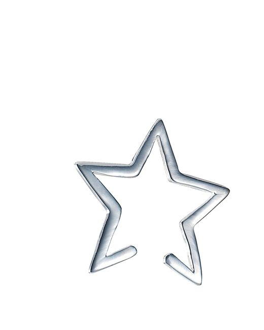 Tada & Toy | Metallic Star Cuff Silver | Lyst
