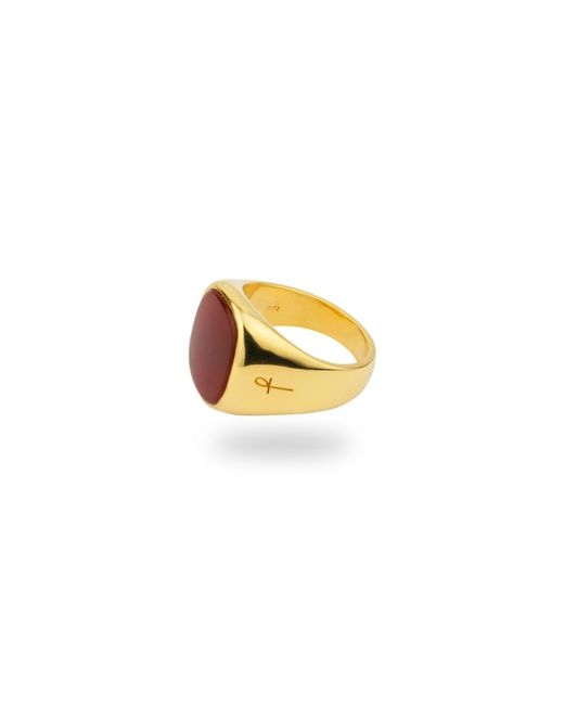 Phira London - Multicolor Jamestown Carnelian Gold - Lyst
