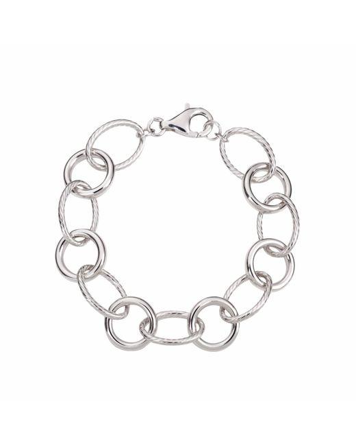 Manja | Metallic Signature Bracelet | Lyst
