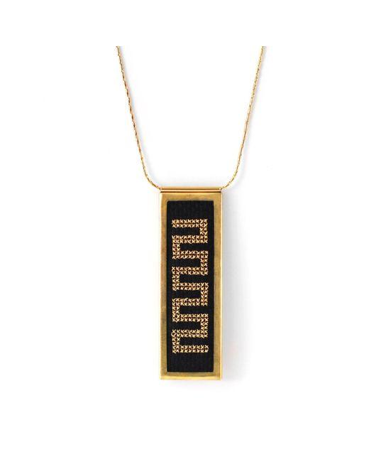 Delacruz | Metallic Snake Gold | Lyst