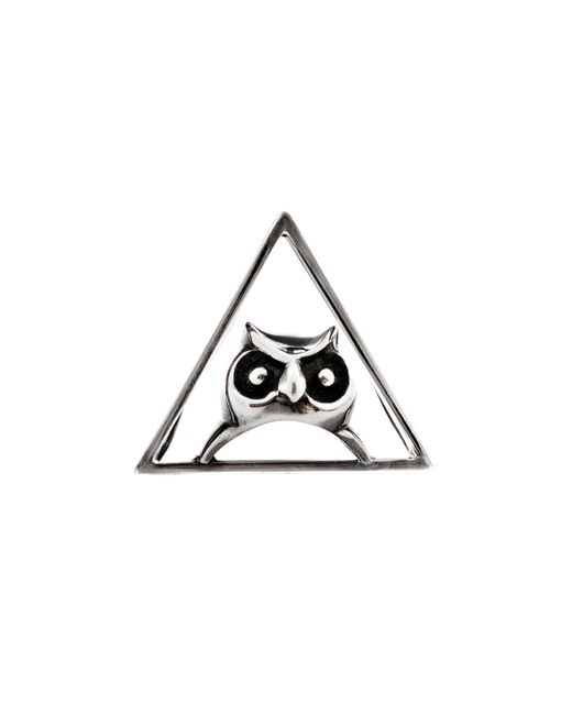 Glenda López - Metallic The Owl Clip - Lyst