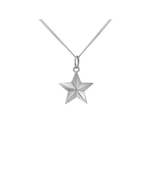 True Rocks - Metallic Mini Sterling Silver Star Pendant - Lyst