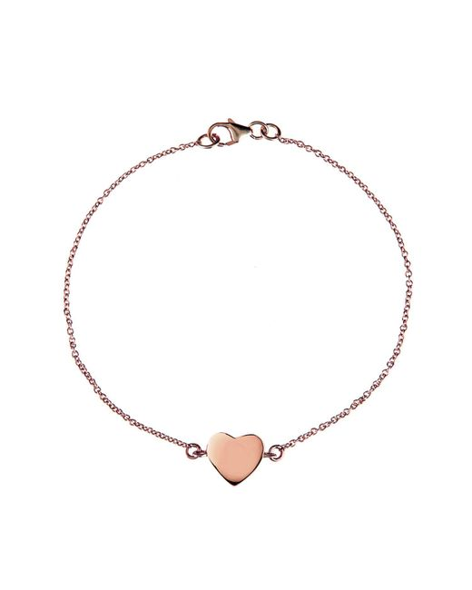 Latelita London - Multicolor Cosmic Heart Bracelet Rosegold - Lyst
