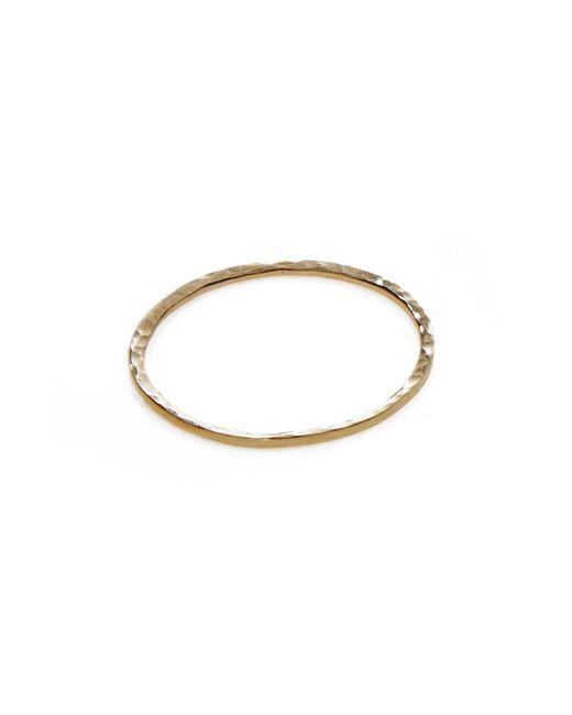 KIND Jewellery | Metallic Gold Hidden Orbit Ring | Lyst