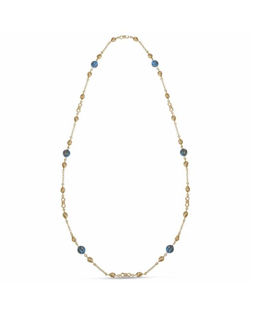 LMJ - Metallic Summer Nights Necklace - Lyst