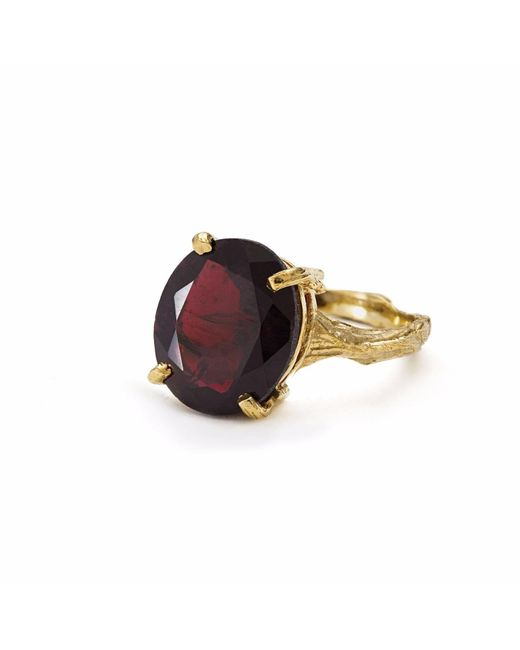 Chupi | Metallic Drop In The Wild Garnet And Gold | Lyst