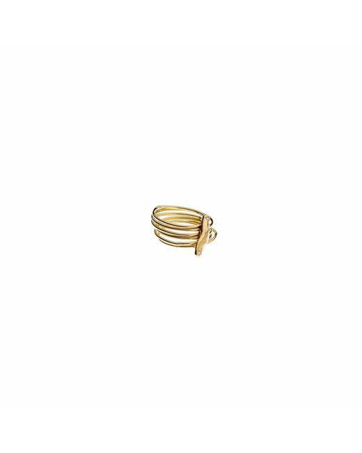 ELI-O - Metallic The Noisoi Ring Gold - Lyst
