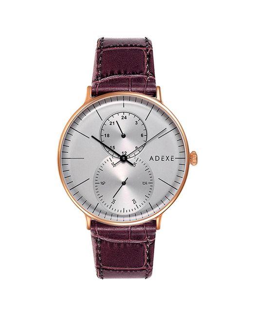ADEXE Watches | Multicolor Foreseer Grande Dark Brown for Men | Lyst