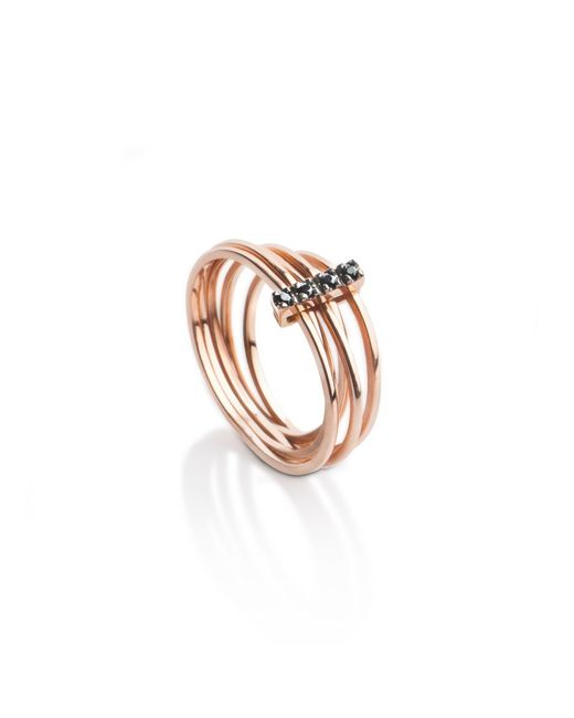 Myriamsos | Metallic Skyline Collection The Carmelita Ring | Lyst