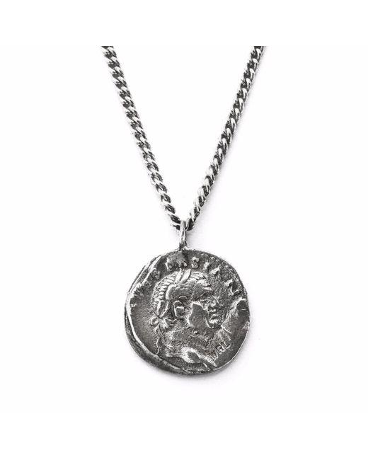 Frederick Grove - Metallic Antique Medallion One for Men - Lyst