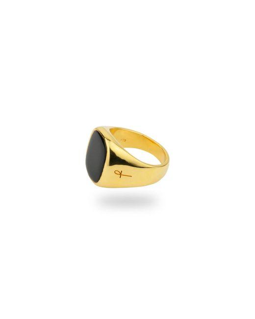 Phira London - Jamestown Black Onyx Gold for Men - Lyst