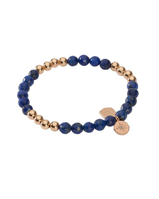 Mielini | Blue Lola Bracelet | Lyst