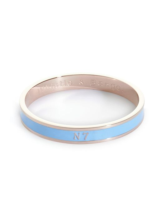 Whistle & Bango | Blue N7 Bangle | Lyst