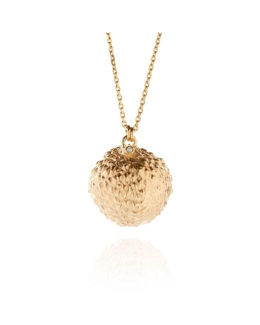 Catherine Zoraida - Metallic Delicious Lychee Necklace - Lyst