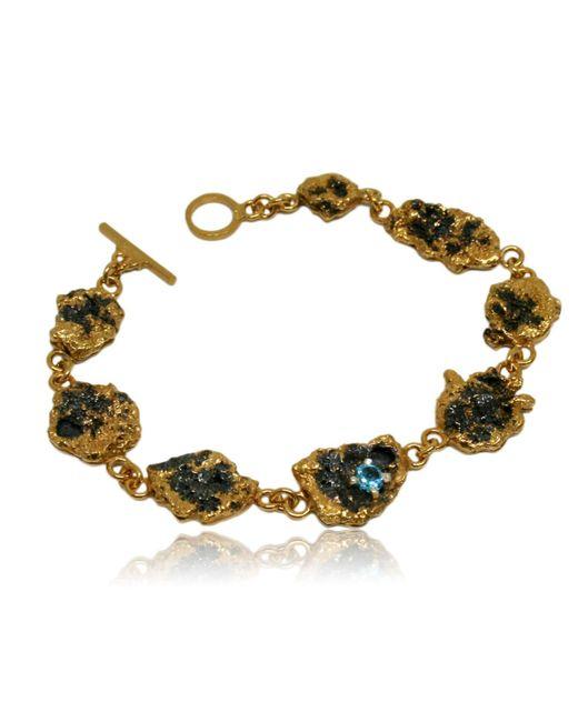Karolina Bik Jewellery - Metallic Out Of The Sea Loose Bracelet - Lyst