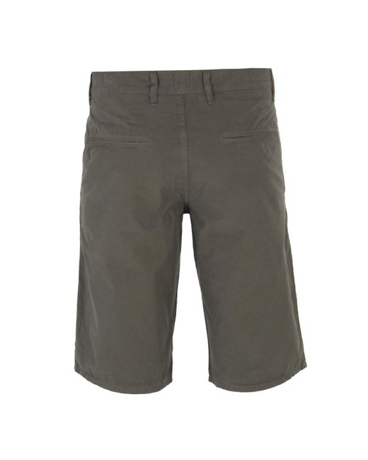 41a7683fba ... Lyst BOSS by Hugo Boss - Men's Slim Fit Shorts Dark Green for Men ...