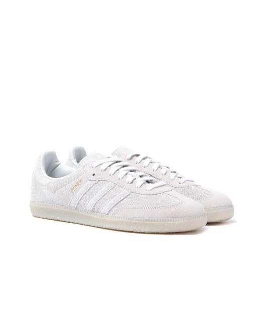 Adidas Originals - Adidas Samba Og Crystal White Trainers for Men - Lyst
