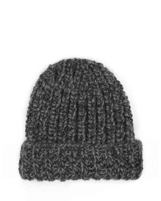 Wool And The Gang | Black Mini Wellington Hat for Men | Lyst