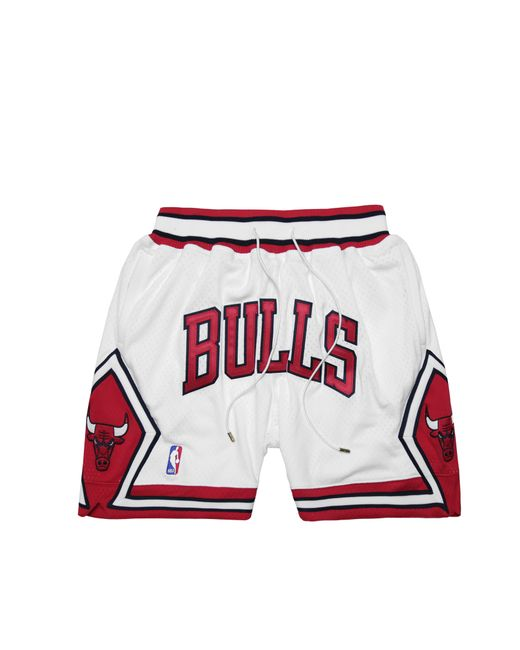 Just Don - Red Bulls Shorts for Men - Lyst