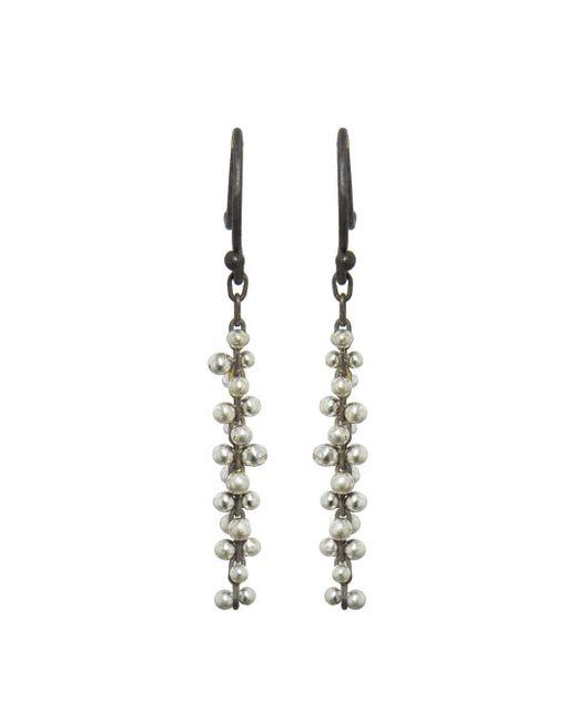 Ten Thousand Things - Metallic Short Cluster Earrings - Lyst