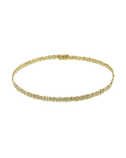 Suzanne Kalan - Multicolor White Diamond Pavé Choker Necklace - Lyst