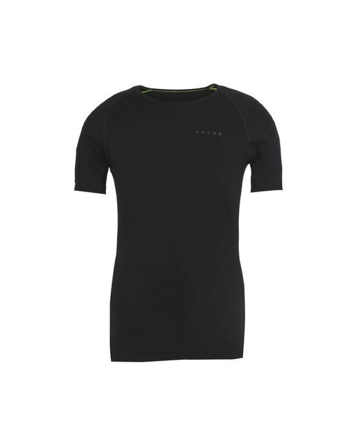 Falke - Black T-shirts for Men - Lyst