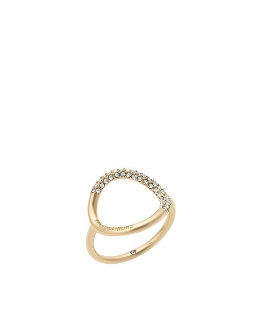 Michael Kors | Metallic Ring | Lyst