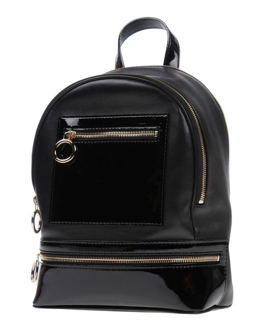 Boutique Moschino - Black Backpacks & Fanny Packs - Lyst