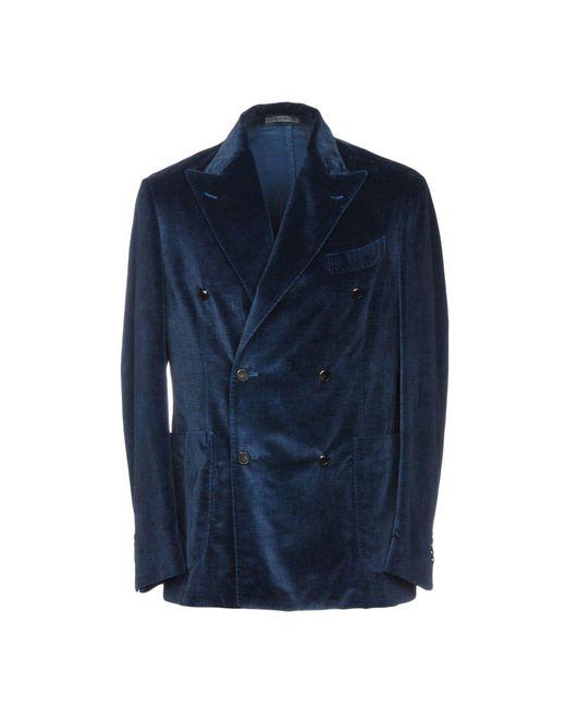 Boglioli - Blue Blazers for Men - Lyst