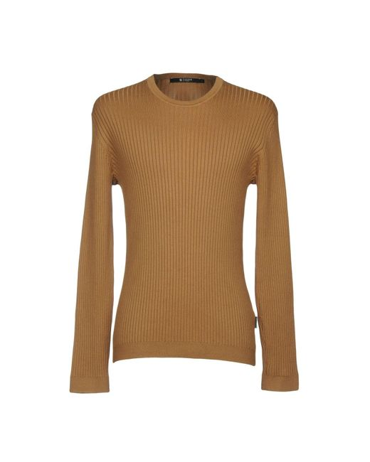 Tiger Of Sweden - Brown Sweaters for Men - Lyst