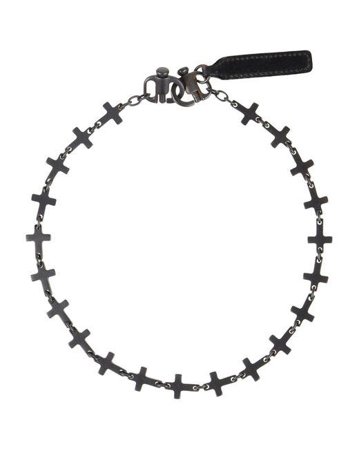DSquared² | Black Key Ring for Men | Lyst
