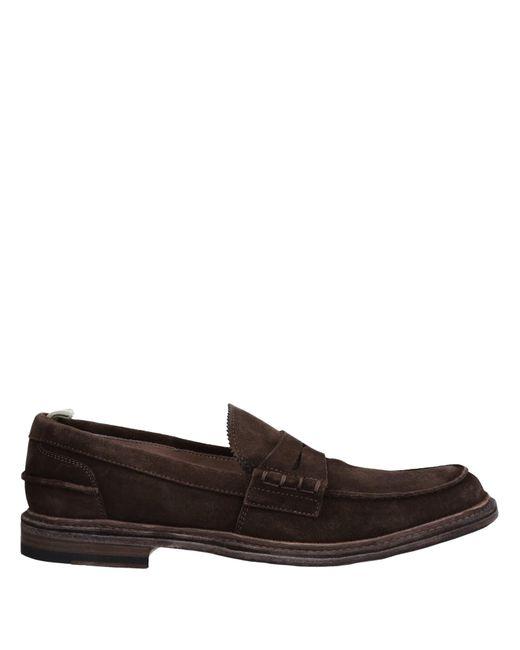 Officine Creative - Brown Loafer for Men - Lyst