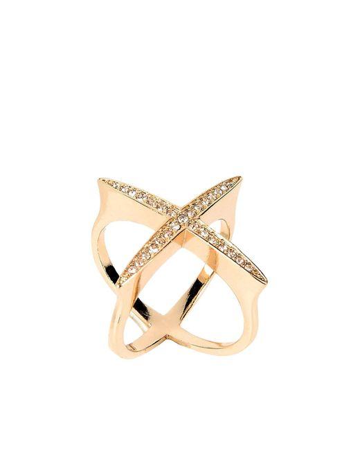FEDERICA TOSI - Metallic Ring - Lyst