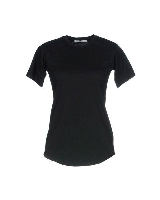 Golden Goose Deluxe Brand - Black T-shirts - Lyst