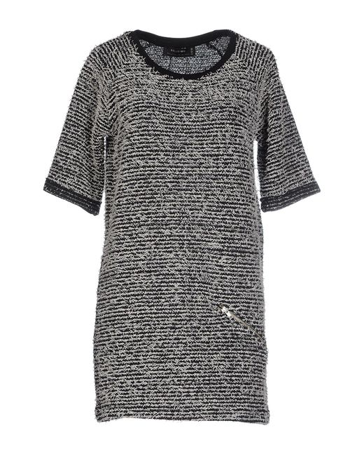 Religion - Black Short Dress - Lyst