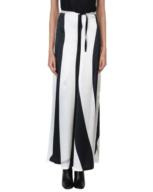 Ann Demeulemeester - Black Long Skirts - Lyst