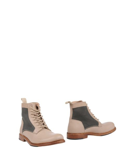 Rokin - Natural Ankle Boots - Lyst