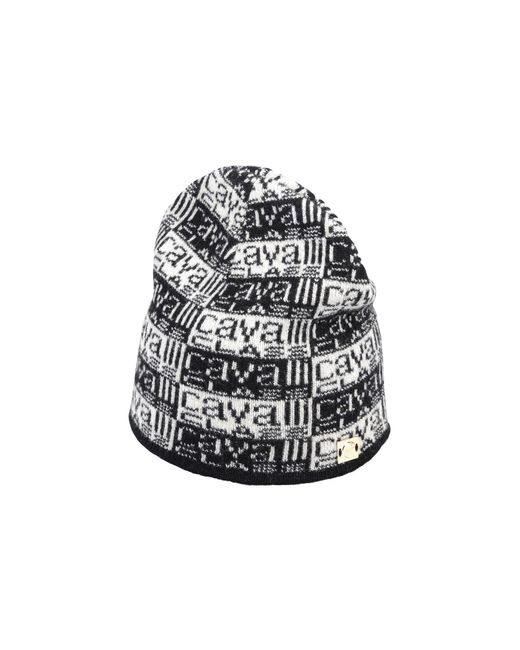 Class Roberto Cavalli - Black Hat for Men - Lyst