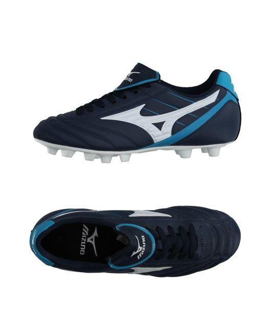 Mizuno - Blue Low-tops & Sneakers - Lyst