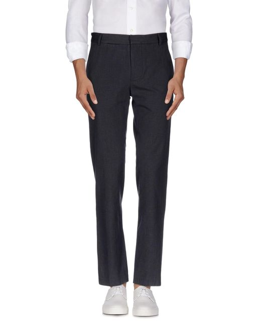 Band of Outsiders - Gray Casual Pants for Men - Lyst
